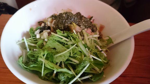 刻み夏野菜の冷やし麺.JPG